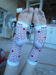 Cute pedisox!